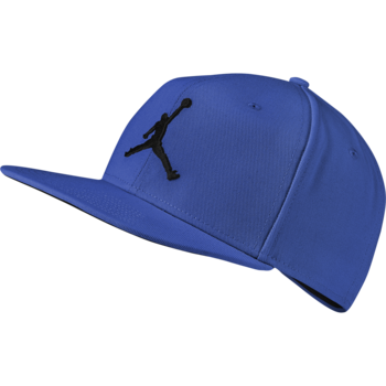 Air Jordan Air Jordan Pro Jumpman Snapback Hat 'Blue/Black' AR2118-480