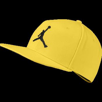 Air Jordan Air Jordan Pro Jumpman Snapback Hat 'Yellow/Black' AR2118-719