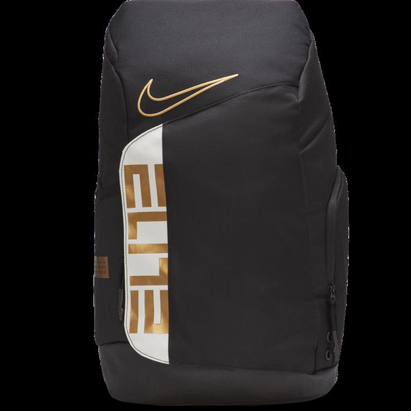 Nike Nike Elite Pro Basktball Backpack Black/White/Gold BA6164 013