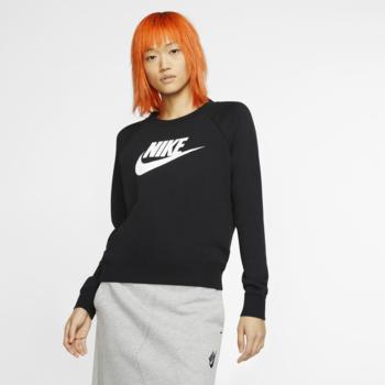 Nike Nike Sportswear Essential Women's Fleece Crew 'Black' BV4112 010
