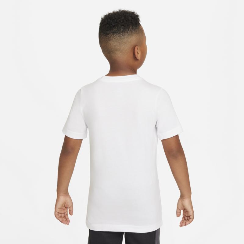 Nike Nike Boys' Sportswear Transformer T-Shirt 'White' DJ6689 100