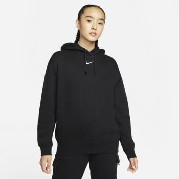 Nike Nike Sportswear Essential Collection Women's Oversized Fleece Hoodie 'Black' DJ7668 010