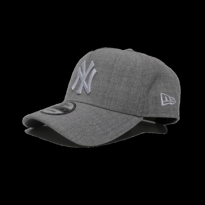 New Era New Era 9Forty A Frame Snapback New York Yankees Grey