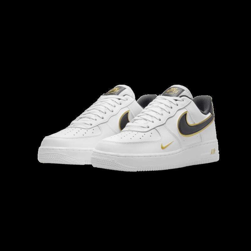 Nike Air Force 1 '07 LV8 Metallic Swoosh Pack DA8481-100