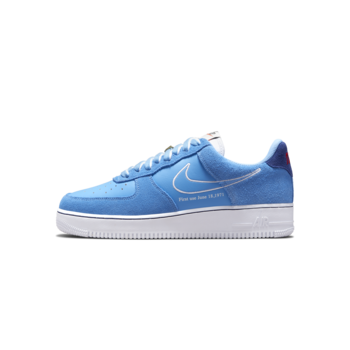 Nike Nike Men's Air Force 1 Low 'First use' University Blue DB3597-400