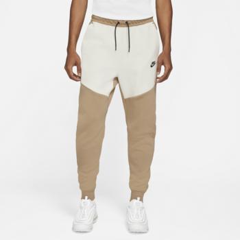 Nike Nike Men's Tech Fleece Joggers Sandalwood/Light Bone/Black CU4495-208
