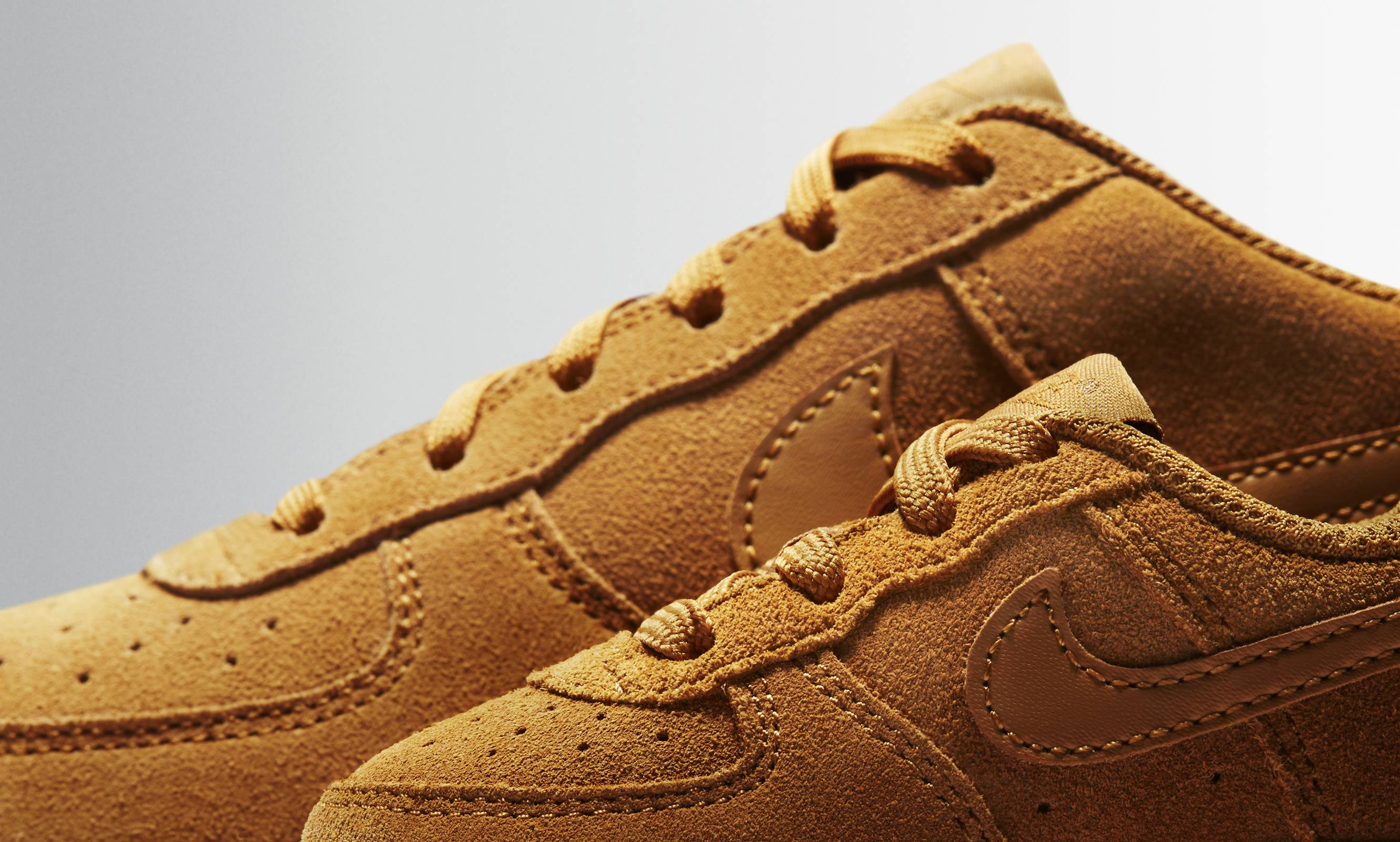 Nike AF1 LV8 'Wheat'...<br>For the entire family