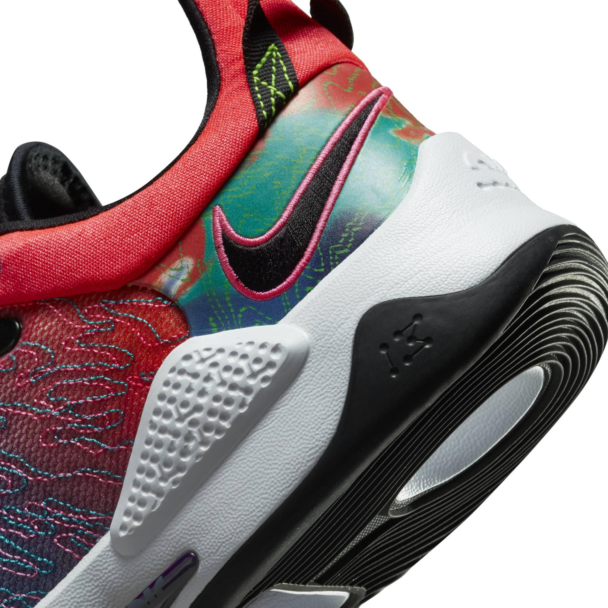 Nike Men's PG5 Bright Crimson- now available