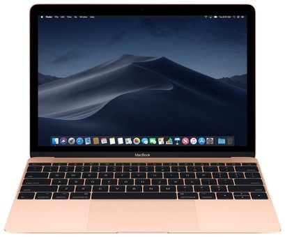 Apple 12-inch MacBook: 1.2GHz dual-core Intel Core m3, 8GB RAM 256GB - Gold