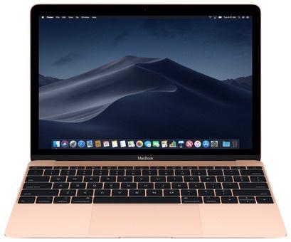 Apple 12-inch MacBook: 1.2GHz dual-core Intel Core m3, 8GB RAM 256GB - Gold