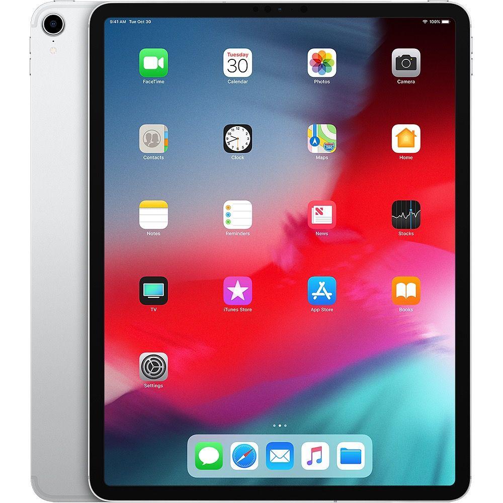 Apple 12.9-inch iPad Pro Wi-Fi + Cellular 64GB - Silver