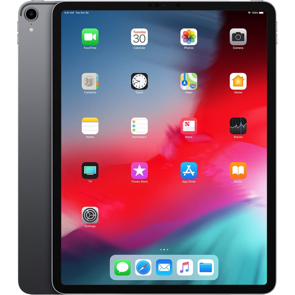 Apple 12.9-inch iPad Pro Wi-Fi + Cellular 256GB - Space Gray