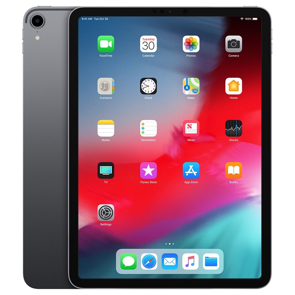 Apple 11-inch iPad Pro Wi-Fi + Cellular 1TB - Space Gray