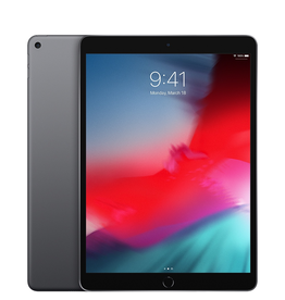 Apple 10.5-inch iPad Air Wi-Fi 64GB - Space Gray