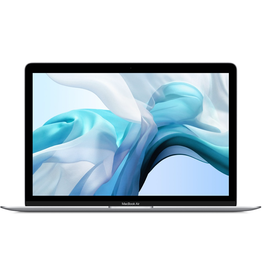 Apple 13-inch MacBook Air: 1.6GHz dual-core 8th-generation Intel Core i5 processor, 8GB 2133MHz LPDDR3 memory 128GB - Silver