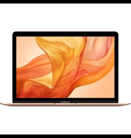 Apple 13-inch MacBook Air: 1.6GHz dual-core 8th-generation Intel Core i5 processor, 8GB 2133MHz LPDDR3 memory 128GB - Gold