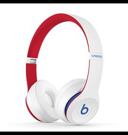 Apple Beats Solo3 Wireless Headphones – Beats Club Collection – Club White