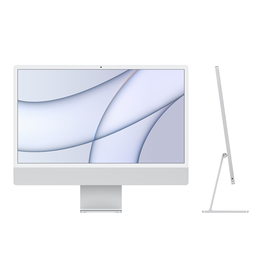 Apple 24-inch iMac with Retina 4.5K display - Silver