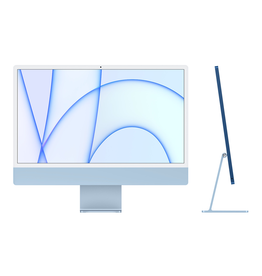 Apple 24-inch iMac with Retina 4.5K display - Blue