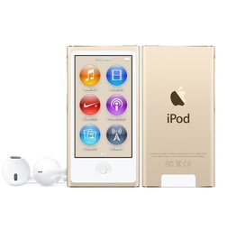 Apple iPod nano 16GB Gold - MKMX2LL/A