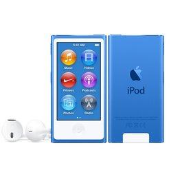 Apple iPod nano 16GB Blue - MKN02LL/A