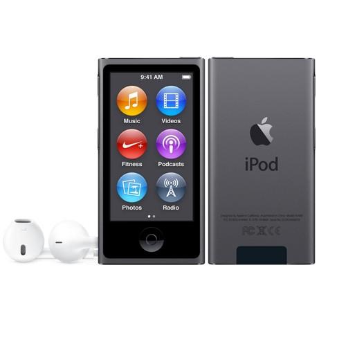 Apple iPod nano 16GB Space Gray - MKN52LL/A