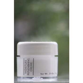 Skin Care Moisture Replenishing Creme .25 oz. ~ 5 day-trial size<br />Dry | Oily | Combination | Normal