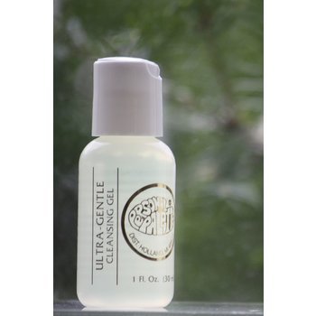 Skin Care Ultra-Gentle Cleansing Gel 1 fl.oz. ~ 5 day-trial size<br />Sensitive | Oily | Normal