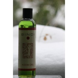 ApothEssence LifeStyle Enhancement- Bath, Body, Home & Health Bindi Neem Oil