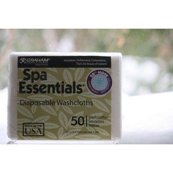 Cosmetics Disposable Washcloths 50pk
