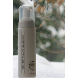 Skin Care AHA/BHA Cleansing Mousse 7 fl.oz.<br />Moderate Acne-prone | Severe Acne-prone | Rough, Comedogenic, Congested