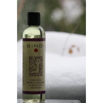 ApothEssence LifeStyle Enhancement- Bath, Body, Home & Health Bindi Premium Massage Oil 8 floz
