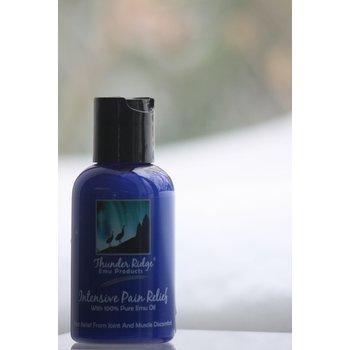ApothEssence LifeStyle Enhancement- Bath, Body, Home & Health Emu Intensive Pain Relief 2 fl.oz.
