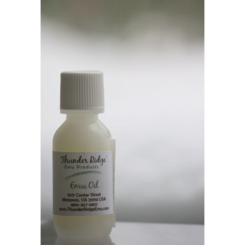 ApothEssence LifeStyle Enhancement- Bath, Body, Home & Health Emu Oil .5 fl.oz. ~ Trial Size