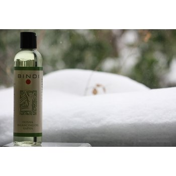 ApothEssence LifeStyle Enhancement- Bath, Body, Home & Health Bindi Kapha Massage Oil 8 floz