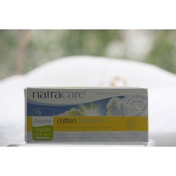 ApothEssence LifeStyle Enhancement- Bath, Body, Home & Health Natracare Tampon, Regular 16ct