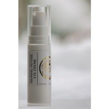 Skin Care Firming Peptide Eye Creme, Airless pump .5 fl.oz.