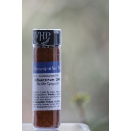 ApothEssence LifeStyle Enhancement- Bath, Body, Home & Health Influenzium 200C Homeopathic Remedy 4dr -#40 Pellet