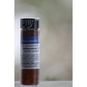 ApothEssence LifeStyle Enhancement- Bath, Body, Home & Health Influenzium 30C Homeopathic Remedy 4dr - #40 Pellet