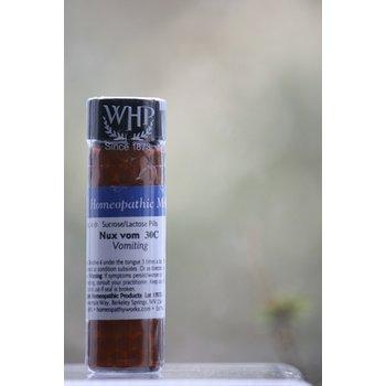 ApothEssence LifeStyle Enhancement- Bath, Body, Home & Health Nux Vomica 30C - Single Remedy Homeopathic Pellets