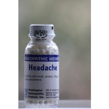 ApothEssence LifeStyle Enhancement- Bath, Body, Home & Health Headache Homeopathic Combination Remedy 1oz Pellet