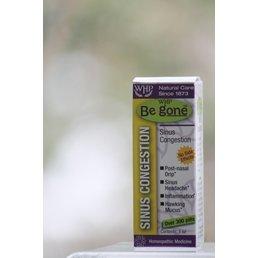 ApothEssence LifeStyle Enhancement- Bath, Body, Home & Health Be Gone Sinus Congestion Homeopathic Remedy 1oz Pellet