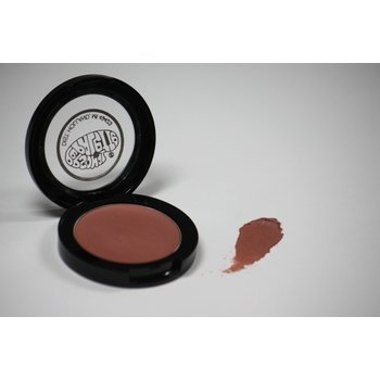 Cosmetics *Nutty Berry, Cremeware Creme Rouge, flip cap .10 oz, Discontinued item - last stock available
