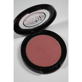 Cosmetics *Pretty Pink Cremeware Creme Rouge, flip cap .10 oz, Discontinued item - last stock available