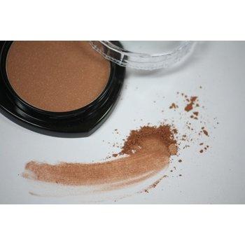 Cosmetics Golden Brown Pressed Powder Dry Blush, .11 oz