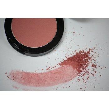 Cosmetics Rose Marble Mineral Pressed Powder Blush, .12 oz