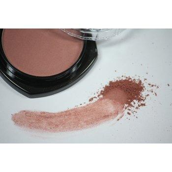 Cosmetics Natural Pink Dry Pressed Powder Blush, .11 oz