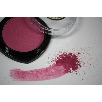 Cosmetics Rose Dry Pressed Powder Blush, .11 oz