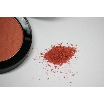 Cosmetics Coral Sun Mineral Pressed Powder Blush, .12 oz