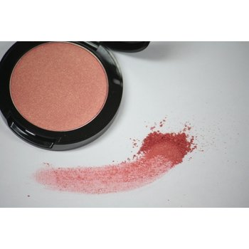 Cosmetics Sparkling Rose Mineral Pressed Powder Blush, .12 oz